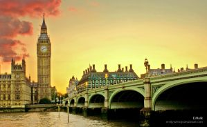 Bright London by Emily-Wendy