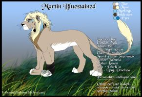 Martin reference sheet by JonyRichardson