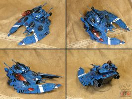 Fire Prism: The Hand of Morai-Heg by Snowfyre