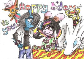 happy birthday to devon by sheezy93