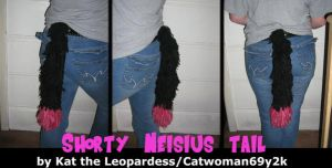 Yarn Tail: ShortyNeisius by Catwoman69y2k
