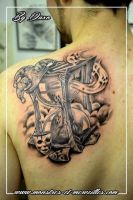 Monstres et Merveilles Tatouages by Daxo by tattoo-colmar-conv