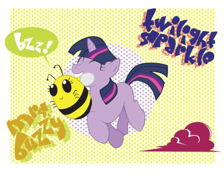 Twilight and Mrs. Buzzy by Inspectornills
