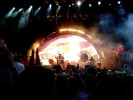 The Flaming Lips by skatelight