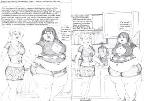 Sizeable Sisters part 6 by hadoukenchips