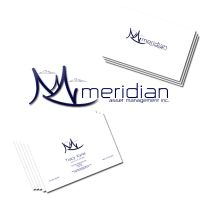 M business card by manujg