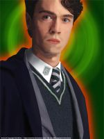 Tom Riddle by neoSilvia