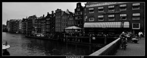 Amsterdam Panorama by Artwork-Production