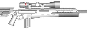 Random Sniper Rifle 1 by bloodtrailkiller