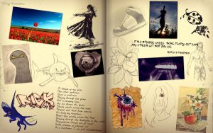 VirtualMoleskine Project p.2 by pica-ae