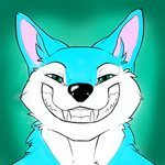 Fox Comission Done (Both eyes) by Rayken01