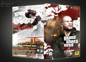 GTAIV The Lost and Damned Box by reytime