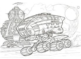 VEHICLE EXPLORATION GEMA by ELGATO-PERALTA