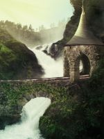 Folly Falls by violscraper