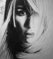 Ashley Olsen by juley-art