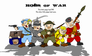 Hogs of War by AlexeiKazansky
