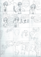 Comic (In Progress) by CandyPinkCat