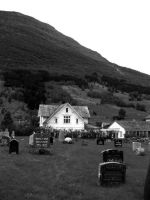 Cemetary by niksi13