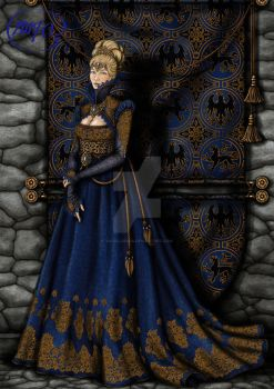 Royal Blue by Yagellonica