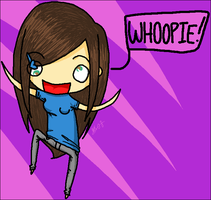 WHOOPEE by Trisomy-21