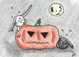 Happy Halloween by l--PirateQueen--l