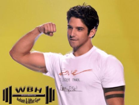 Tyler Posey by wannabehuge