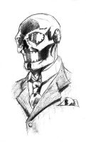 Vic Rattlehead by red-dead