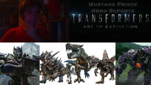 MPOR Transformers: Age of Extinction by montey4
