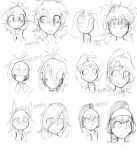OCs Humanized - Females (Also Open for Roleplay) by MrDonJohnnyCadetSir