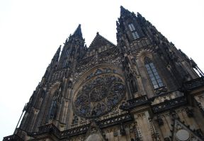 St. Vitus Cathedral I by Dorian-Gray7