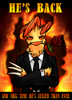 Them other fire types don't know how to act by Wolframclaws