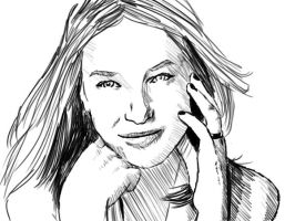 Cate Blanchett by Thomwade