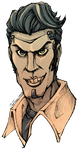 Handsome Jackass by TariToons
