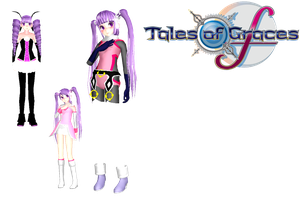MMD ToG Sophie(Protos Heis) DL by 2234083174