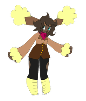 Lopunny by Blue-Sulphur
