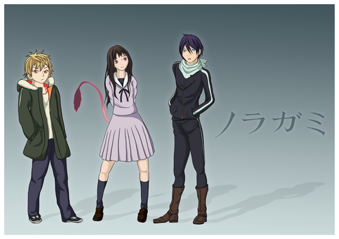 Noragami by Astralseed
