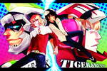 TIGER AND BUNNY by Spatsula