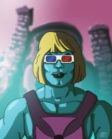 He-man ready to 3D! by Loosepinch