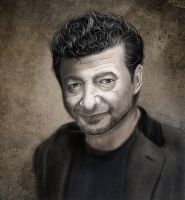 Andy Serkis by sameer-patil