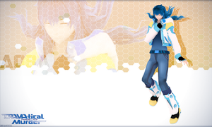 Aoba Wallpaper - DRAMAtical Murder by NipahMMD