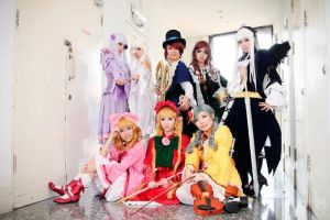 Rozen Maiden group by ShineUeki33