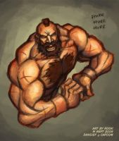 SFA3FAC - Zangief by rook-over-here