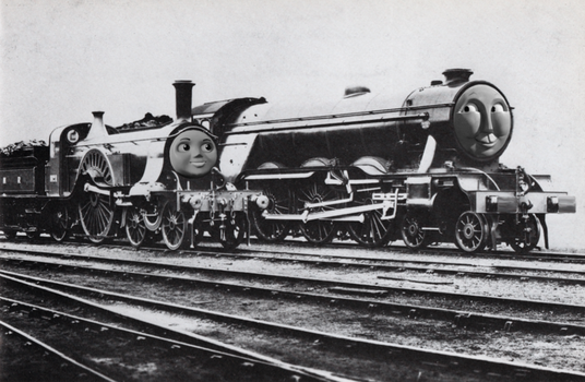 Great Northern Engines by SleeperAgent1