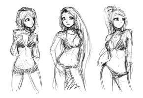 Girl Character 06 05 07 by moxie2D