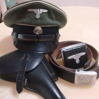 My Third Reich essentials by SS-OschaWolf