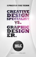 Creative Design Specialist by TedZ01
