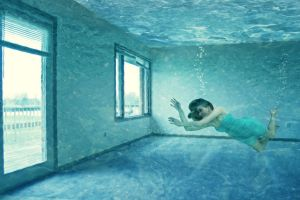 Water room by ditney