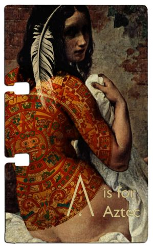A is for Aztec by hogret