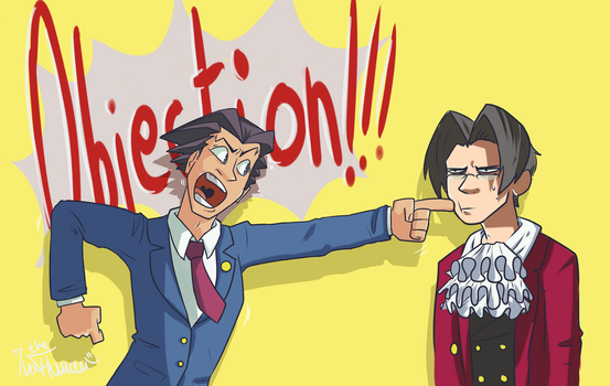OBJECTION by IvaTheHuman