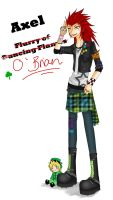 Axel Would Be Irish by Fiftyshadesofkay